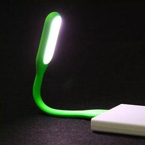 USB-подсветка светодиодная для электронных устройств [1,2 Вт] (Зеленый)