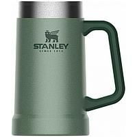 Пивная кружка Stanley Adventure, зеленая, фото 1