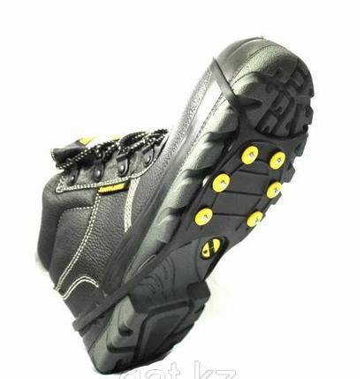 Накладки противоскользящие металлические для обуви в Алматы, фото 2