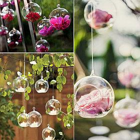 Подвесная ваза, декоративная