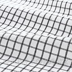 RINNIG РИННИГ Полотенце кухонное, белый/темно-серый/с рисунком45x60 см, фото 3