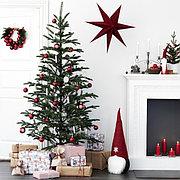 VINTER 2020 ВИНТЕР 2020 Растение искусственное, д/дома/улицы/рождественская елка зеленый210 см