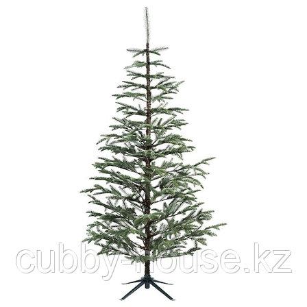 VINTER 2020 ВИНТЕР 2020 Растение искусственное, д/дома/улицы/рождественская елка зеленый210 см, фото 2