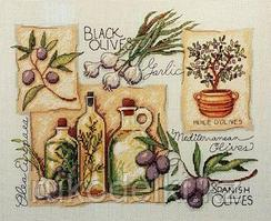 """Набор для вышивания крестом """"Пряные травы"""