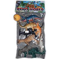 Набор фигурок, динозавры.