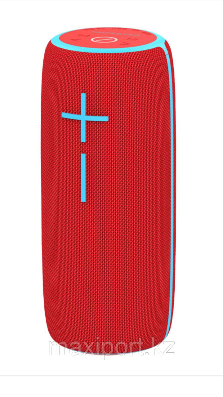 Портативная колонка Hopestar P21 красная