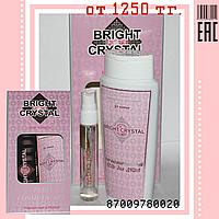 Парфюмерно-косметический набор BRIGHT CRYSTAL for women (Ж)