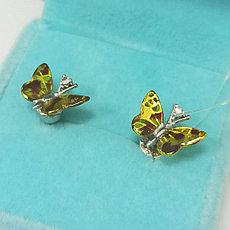 Пуссеты - бабочки