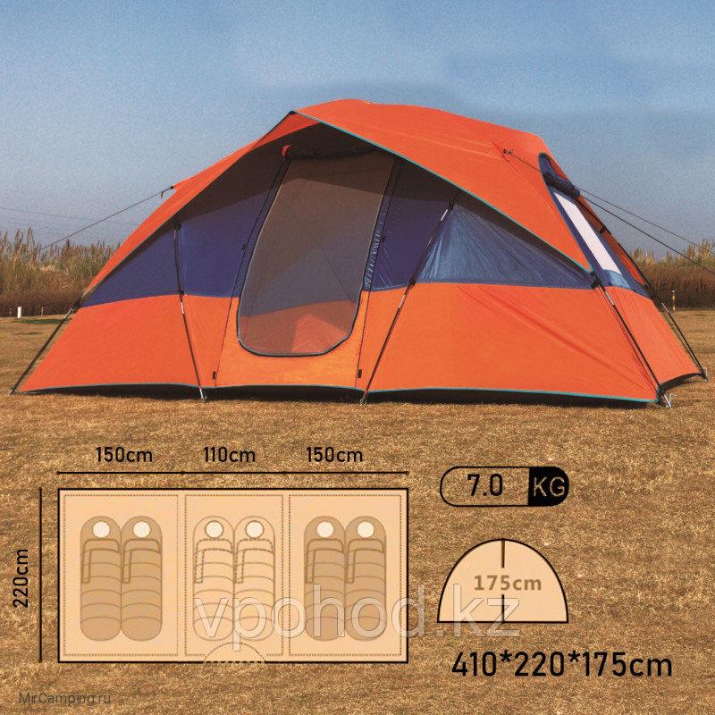 Палатка Mimir 1100 4-х местная
