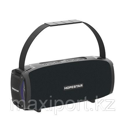 Портативная колонка Hopestar H24 Pro черная, фото 2