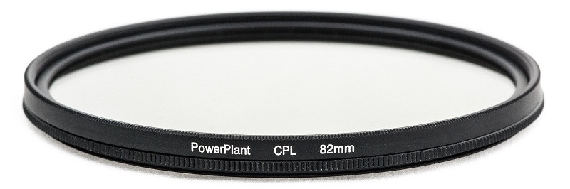 Светофильтр PowerPlant CPL 82 мм