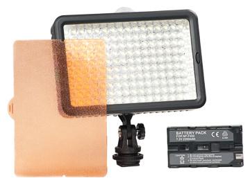 Накамерный свет PowerPlant LED 5020