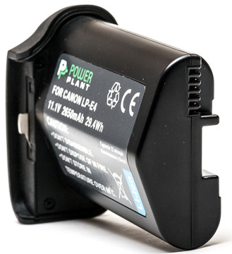 Аккумулятор PowerPlant Canon LP-E4 2650mAh