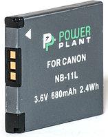 Аккумулятор PowerPlant Canon NB-11L 680mAh