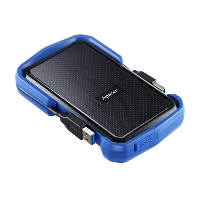 Внешний жесткий диск 2,5 1TB Apacer AP1TBAC631U-1 синий