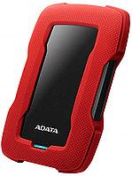 Внешний жесткий диск 2,5 2TB Adata AHD330-2TU31-CRD красный