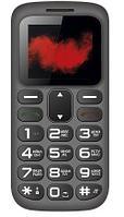 Мобильный телефон Nobby 170B серый