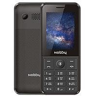 Мобильный телефон Nobby 240 LTE черный