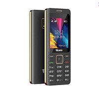 Мобильный телефон Olmio E24 черный-золотой