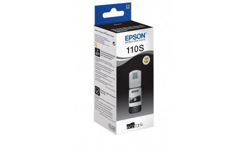 Чернила Epson C13T01L14A EcoTank MX1XX Series Black Bottle L 40 ml