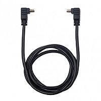 Кабель HDMI Ritmix RCC-153 угловые коннекторы, M/M, 1.8m, 2.0V, 30AWG, CCS, омедненный, позолоченные