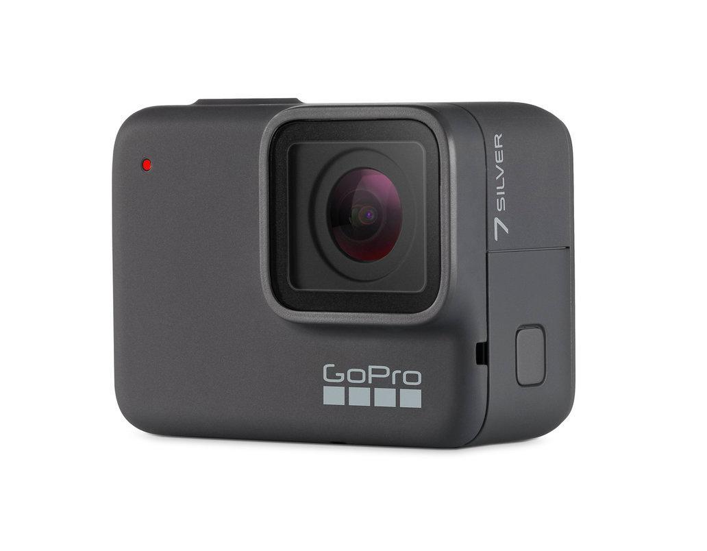Экшн-камера GoPro CHDHC-601-LE HERO 7 Silver