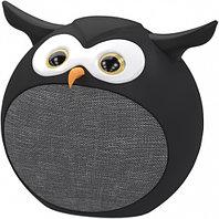 Компактная акустика Ritmix ST-110BT Owl черный