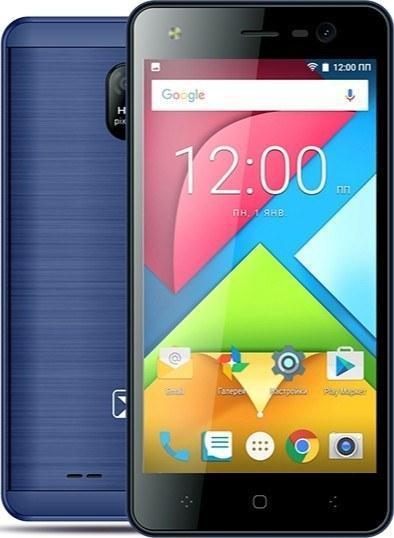 """Смартфон 5"""" Texet TM-5071 синий"""