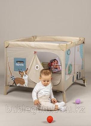 Манеж Happy Baby Alex Home