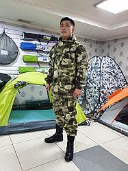 Демисезонный костюм Камуфляж Лес, для охоты и рыбалки