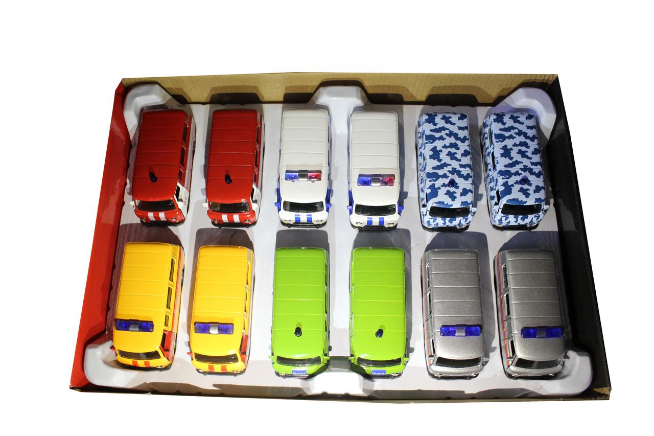 Машины 12в1 6542
