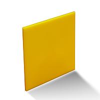Желтый листовой акрил №237 (3мм) 1,22мХ2,44м
