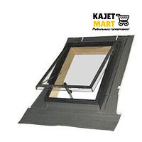WSZ -окно-люк для нежилых помещений с универсальным окладом Размер: 54х75 см