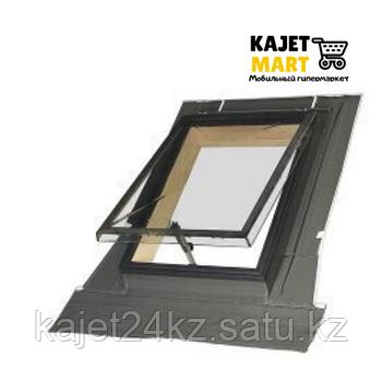 WSZ -окно-люк для нежилых помещений с универсальным окладом Размер: 86х86 см