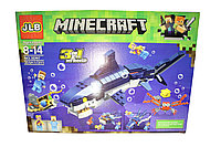 Лего майнкрафт My World 3D97