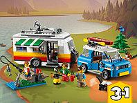 LEGO Creator 31108 Отпуск в доме на колесах, конструктор ЛЕГО