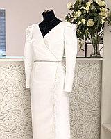 Платье Латифа белое