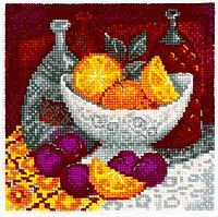 """Набор для вышивания крестом """"Апельсины"""""""