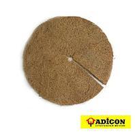Кокосовое волокно d90см (воздухо-влагопрониц.укрытие для приствольного круга)