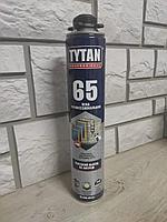 Пена под пистолет летняя 65 О2 (750мл) Tytan