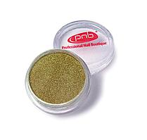 Цветная акриловая пудра PNB 04 золото