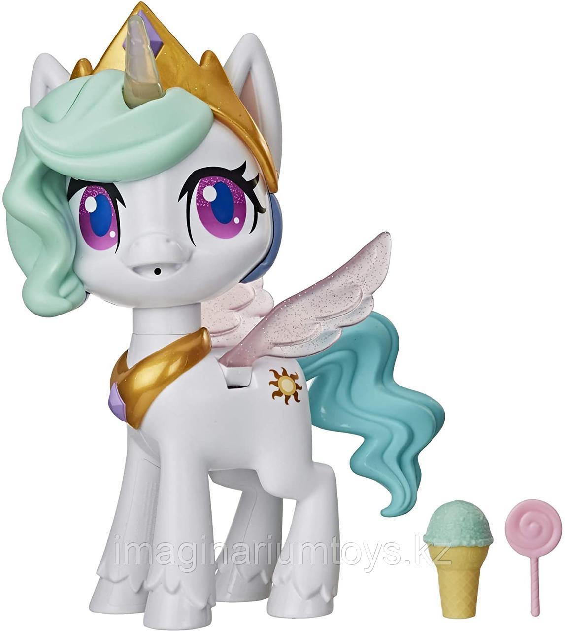 Интерактивный единорог Селестия My Little Pony - фото 2