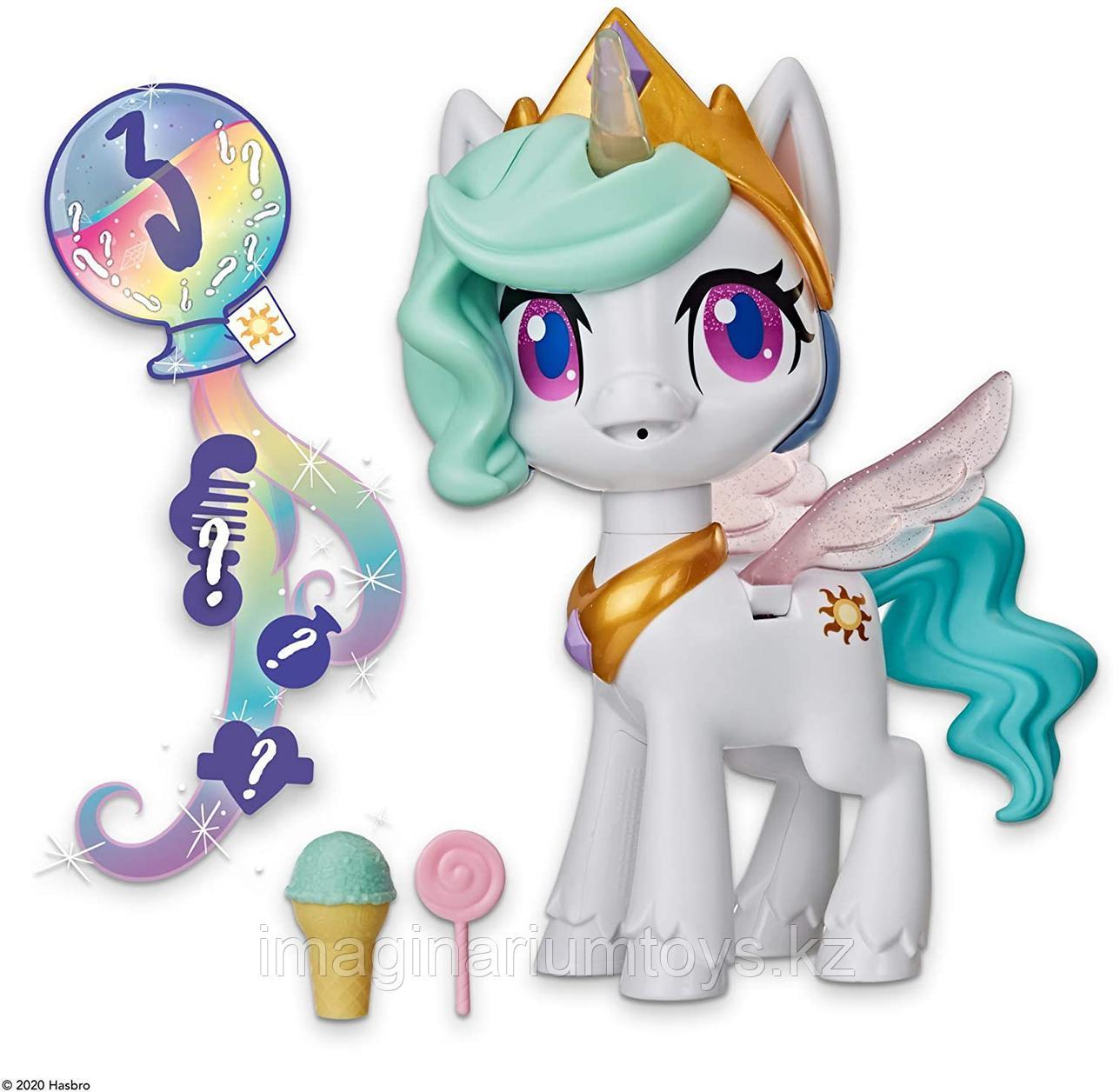 Интерактивный единорог Селестия My Little Pony - фото 4