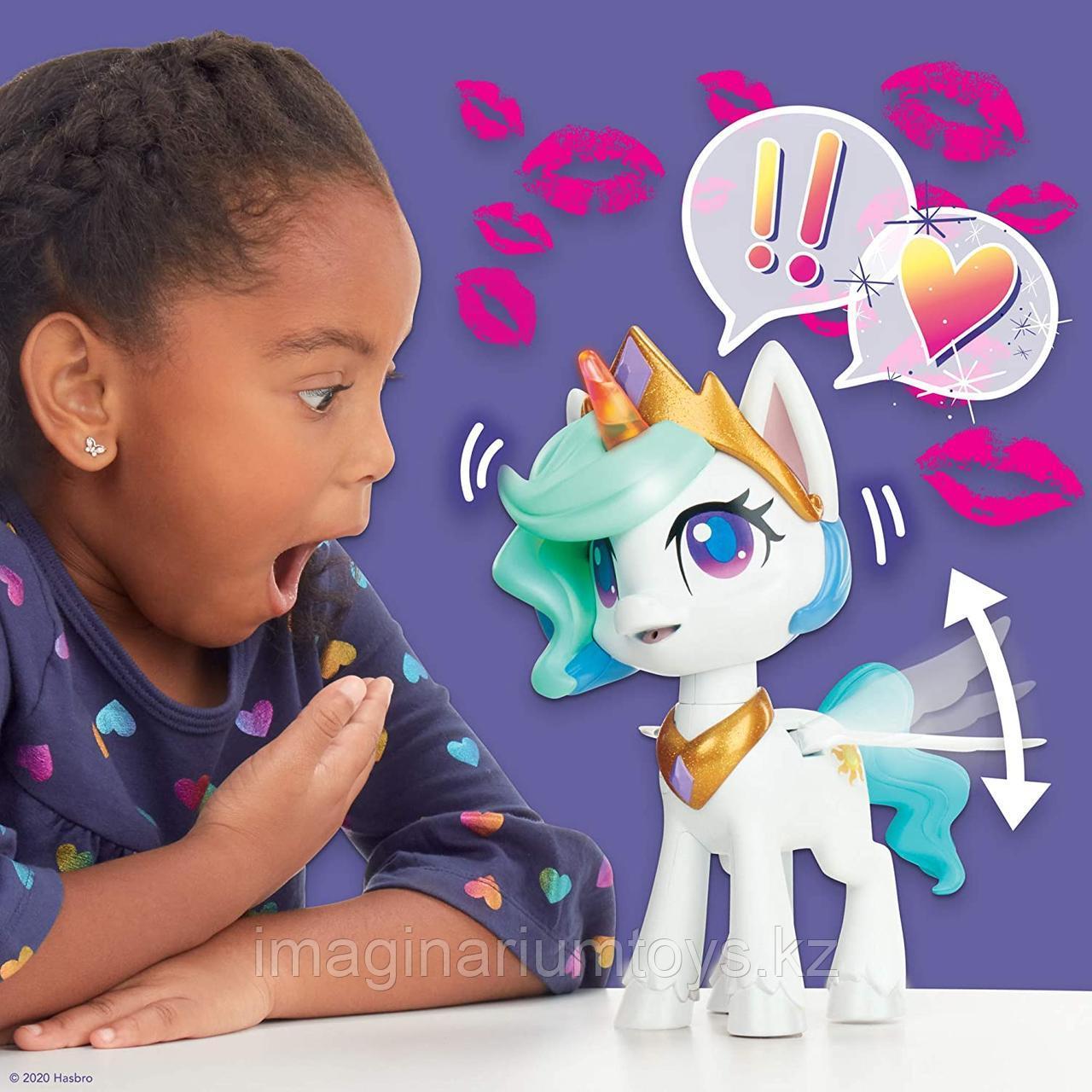 Интерактивный единорог Селестия My Little Pony - фото 7