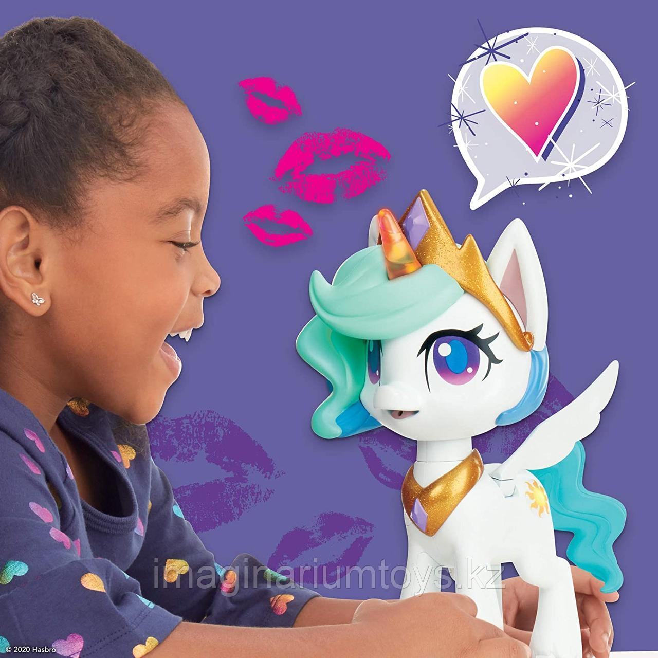 Интерактивный единорог Селестия My Little Pony - фото 8