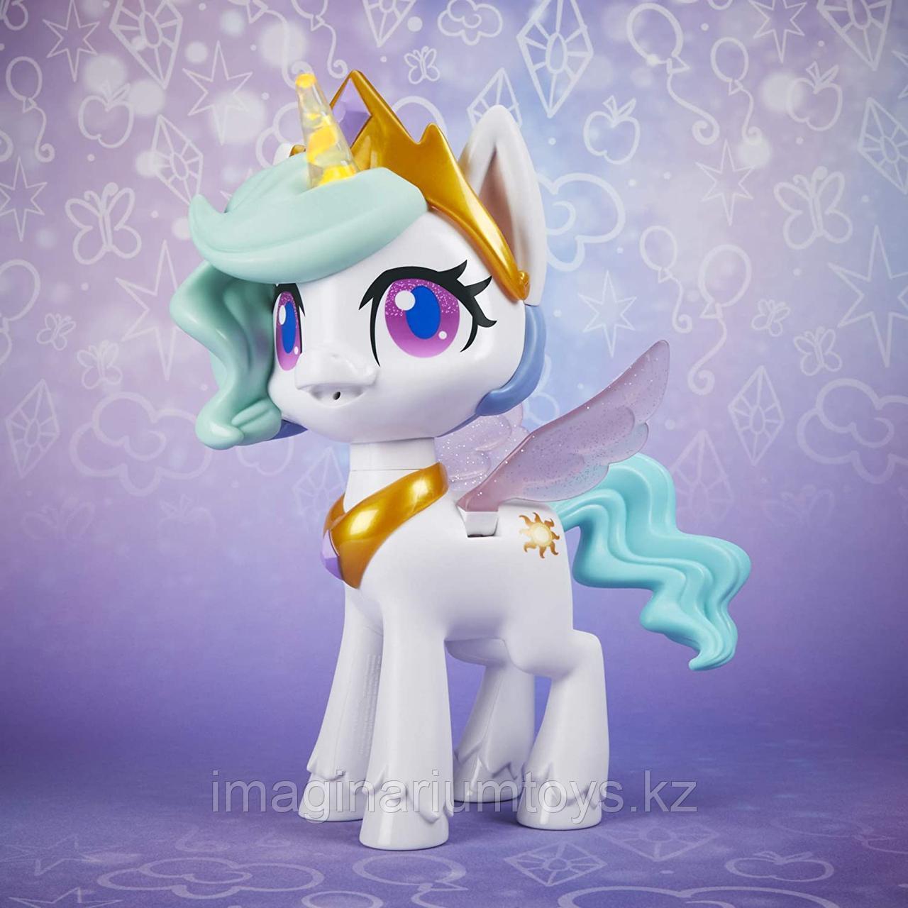 Интерактивный единорог Селестия My Little Pony - фото 5