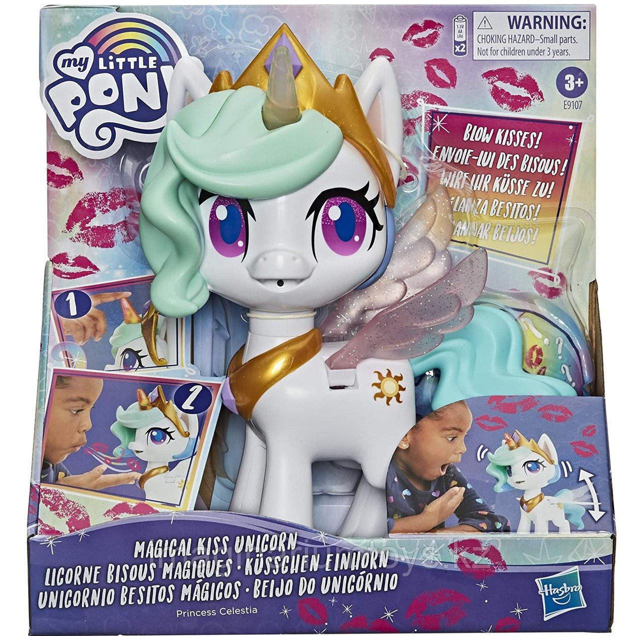 Интерактивный единорог Селестия My Little Pony - фото 1