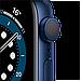 Watch Series 6, 44 мм, корпус из алюминия синего цвета, спортивный ремешок «тёмный ультрамарин», фото 3
