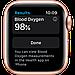 Watch Series 6, 40 мм, корпус из алюминия золотого цвета, спортивный ремешок цвета «розовый песок», фото 4