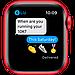 Watch Series 6, 44 мм, корпус из алюминия цвета (PRODUCT)RED, спортивный ремешок красного цвета, фото 6